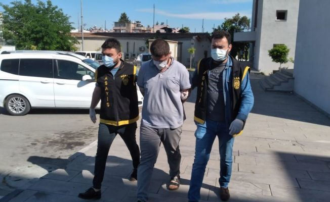 Adana'da film gibi soygun