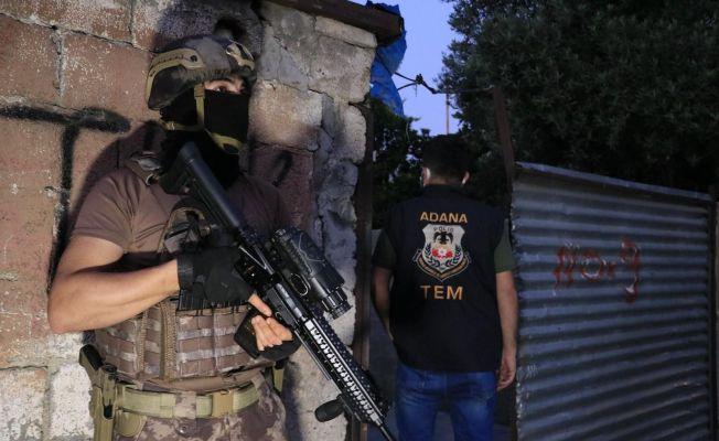 Adana'da Özel Harekat destekli DEAŞ operasyonu