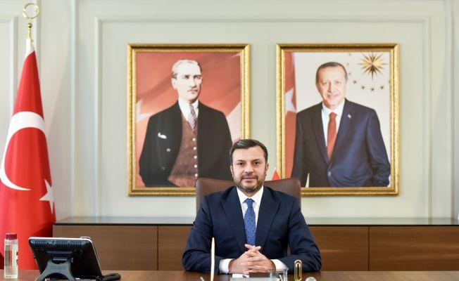 Başkan Kocaispir'den çalışanlarına promosyon müjdesi