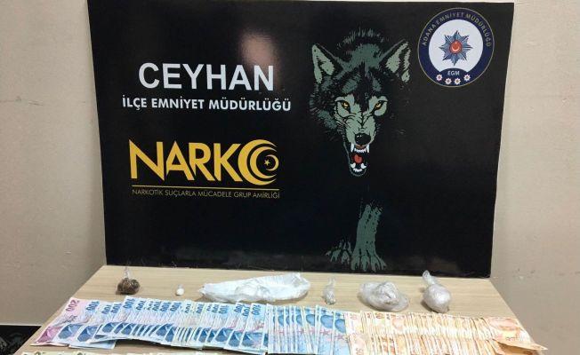 Ceyhan'da uyuşturucu operasyonu: 11 gözaltı