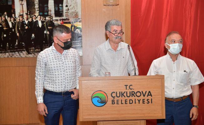 """Çukurova Belediye Meclisi'nden Çin'e """"Uygur"""" tepkisi"""