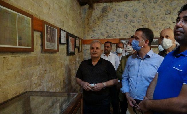 Gürçam ve Özgan'dan tarih ve doğa turizmine davet