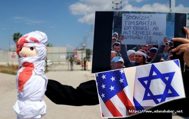 İsrail'in hamisine kanlı bebek!