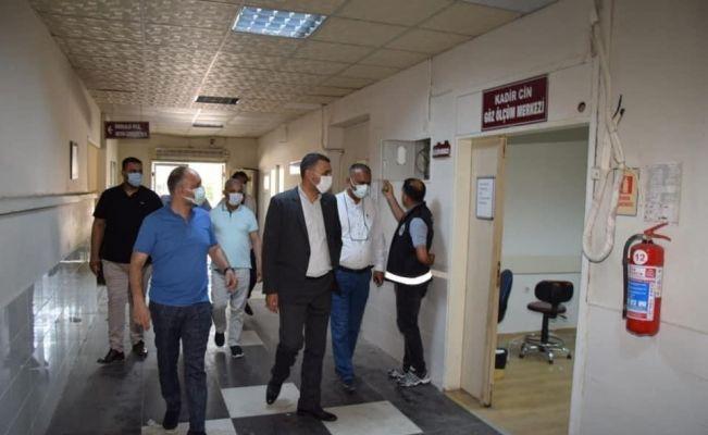 Başkan Sami Özsoy'dan diş hastanesi ve semt polikliniği müjdesi
