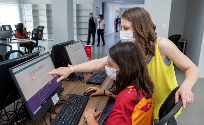 Robotik kodlama eğitimleri başladı