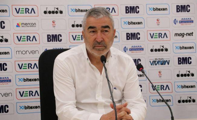 """Aybaba: """"Final maçını da kazanmak istiyoruz"""""""