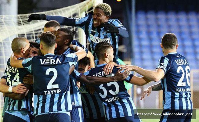 Şampiyon Adana Demirspor !!