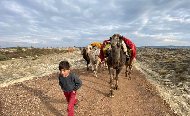 Sarıkeçili Yörüklerinin göç yolculuğu başladı
