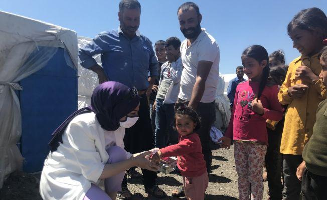 Şehit çocuklarından 'anlamlı yardım'