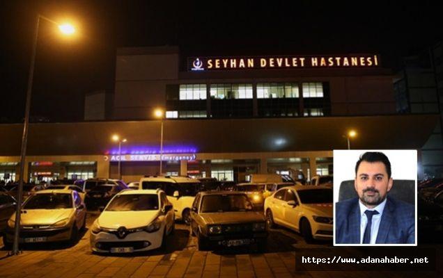 Seyhan Devlet Hastanesi Başhekimliğine atama yapıldı.