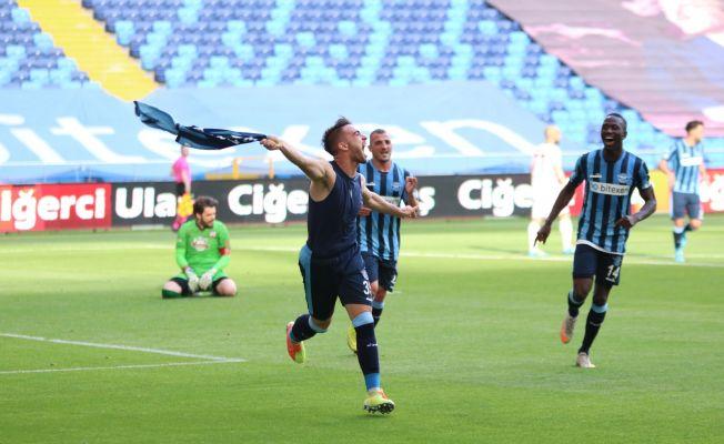 Adana Demirspor: 3 - Balıkesirspor: 0