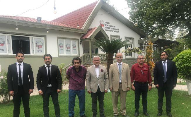 TSYD Adana Şubesinde yönetime üç yeni isim