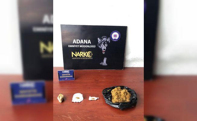 Adana'da 16 torbacı tutuklandı