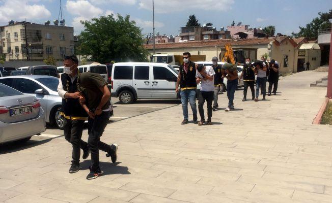 Adana'da 4 sahte polis tutuklandı