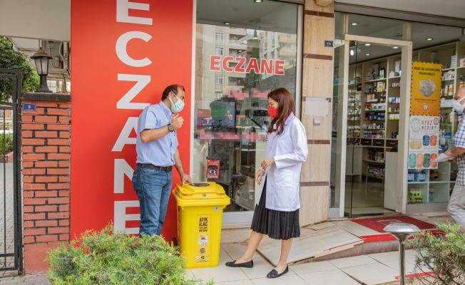 Adana'da atık ilaçlar toplanıyor