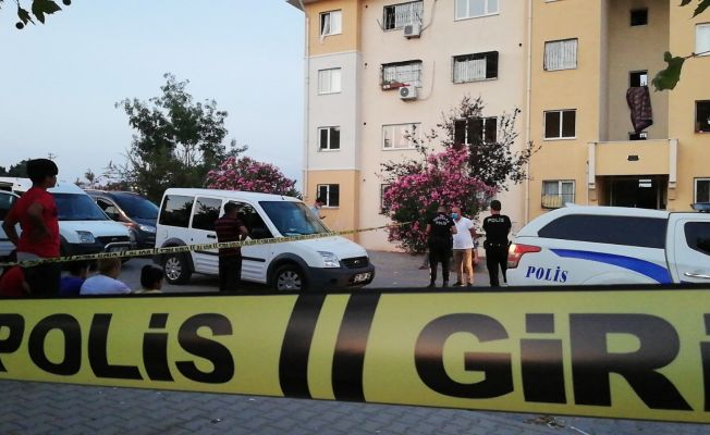 Adana'da komşu cinayeti