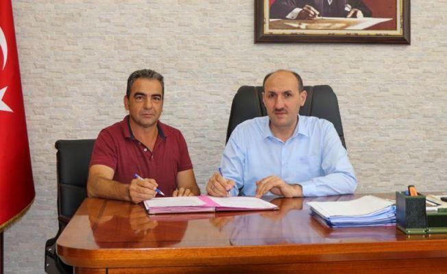 Adana'da küçükbaş hayvan ıslahında imzalar atıldı