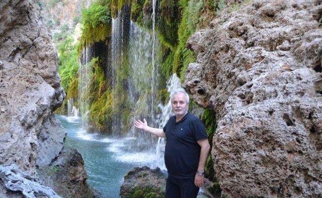 Adana'nın gizli cenneti: Küp Şelaleleri