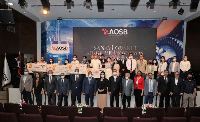AOSB bilgiyi üretime dönüştürüyor