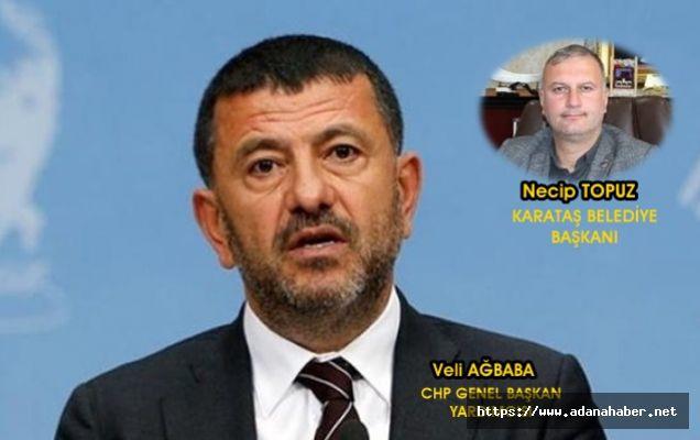"""CHP'li Ağbaba'nın iftirasını partilisi çürüttü"""