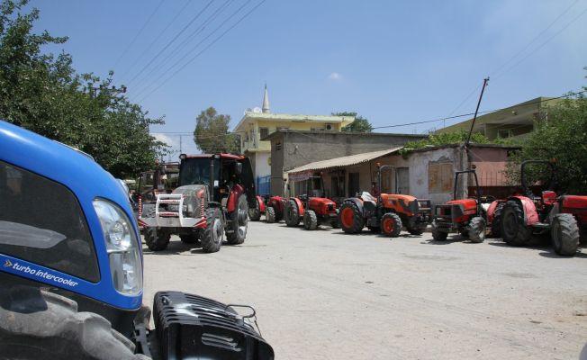 Çiftçilere gezici muayene istasyonu