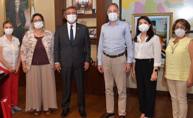 Çukurova Belediyesinden Sağlıklı Hayat Merkezine ulaşım desteği