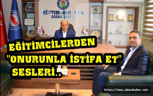 Mehmet Sezer'e 'istifa çağrısı'
