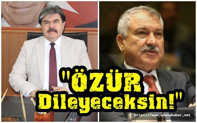 MHP'li Avcı'dan Karalar'a sert sözler!