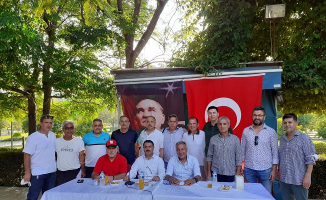TÜFAD Adana Şube Başkanı Sümer güven tazeledi