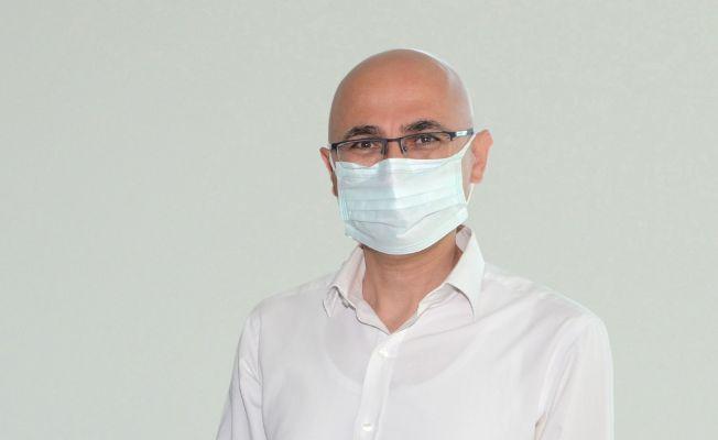 """Uzm. Dr. Menteş: """"Hastalıktan bir an önce kurtulmanın yolu aşıdır"""""""