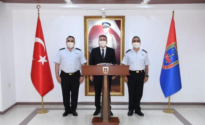 """Vali Elban: """"Jandarma, ülkemizin gözbebeği teşkilatlarından biridir"""""""