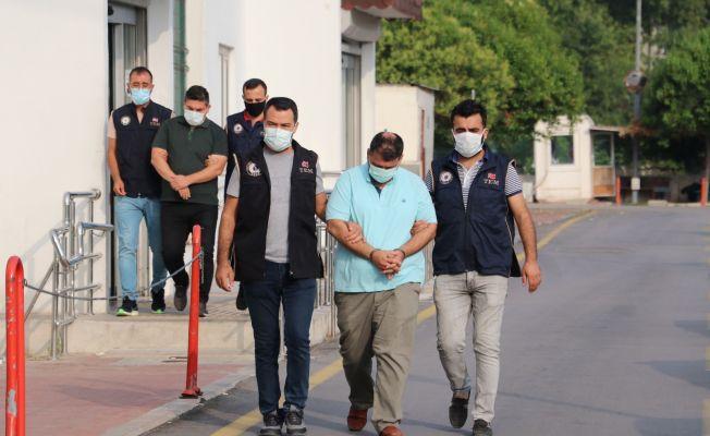 Adana merkezli FETÖ operasyonu: 6 gözaltı