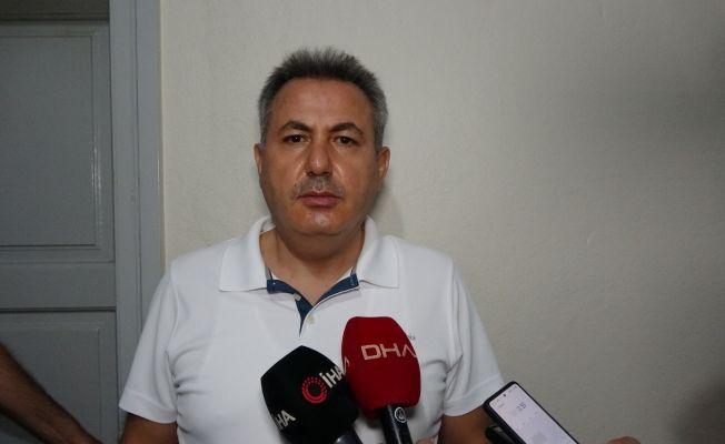 """Vali Elban: """"Çıkan yangınların elektrik tellerinin kopmasından ..."""""""