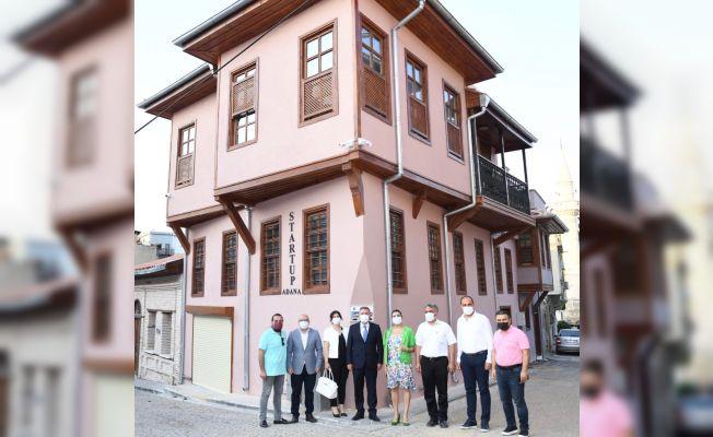 Adana, yenilikçi girişimciyle büyüyecek