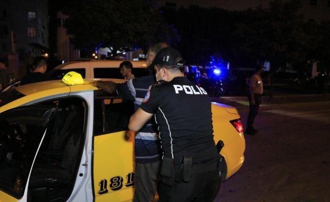 """1300 polisle """"Huzurlu Sokaklar"""" uygulaması"""