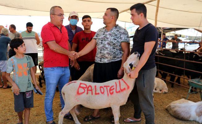 'Balotelli' 2 bin 400 liraya satıldı