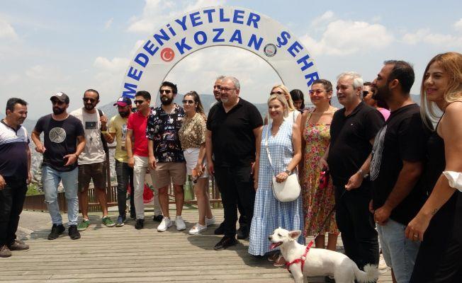 """Başkan Özgan: """"Hedefimiz 1 milyon ziyaretçi"""""""