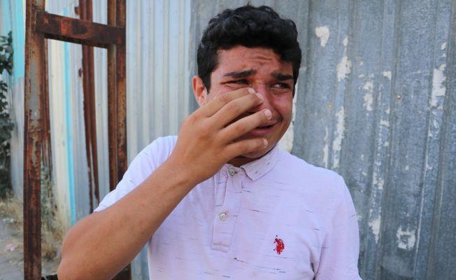 Bisikleti çalınan Sinan'ın gözyaşları