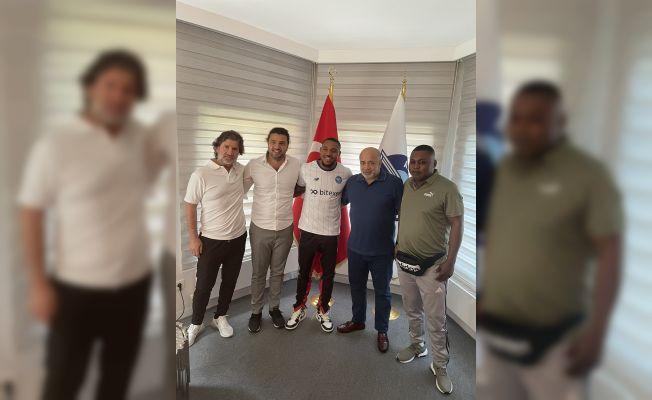Britt Assombalonga Adana Demirspor'da
