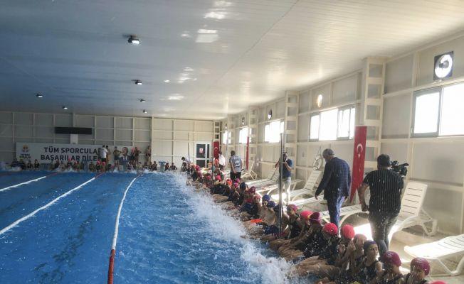 Büyükşehir Yaz Spor Okulları, 14 branşta 20 bin çocuk ve gence ulaşacak