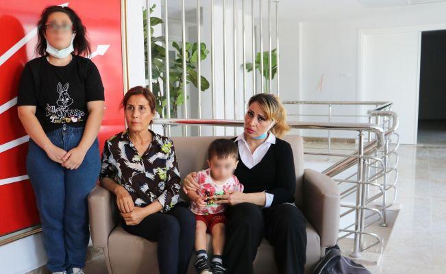 Ev hapsi cezası alan kocası peşini bırakmıyor