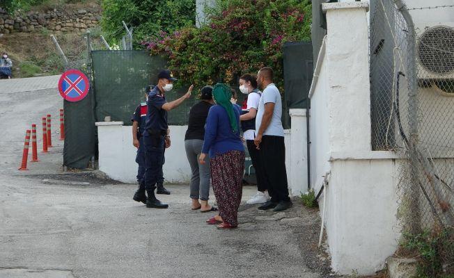 Evinin önünden kaçırılan genç kıza jandarma operasyonu