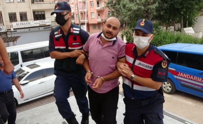 Kız çocuğunu kaçırıp alıkoyan zanlı tutuklandı