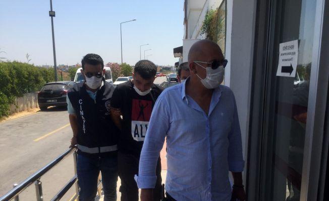 Mersin'de iki kişiyi yaralayan zanlı Adana'da yakalandı