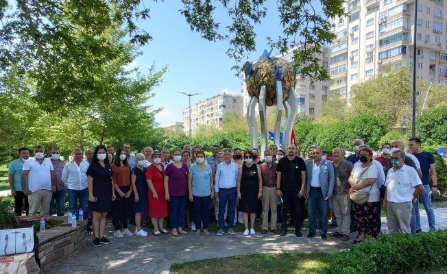 Srebrenitsa kurbanları Adana'da anıldı
