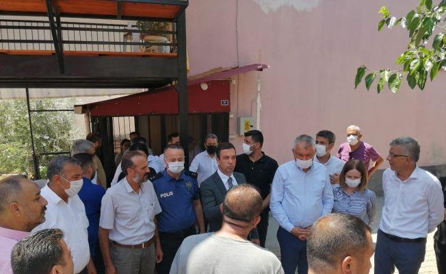 Karalar susuz 5 mahalle için Kozan'da