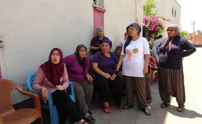 Kerbela'ya dönen Kozan'da sokağa döküldüler