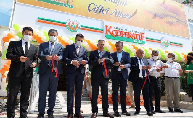 Tarım Kredi Kooperatif Market'in 365. şubesi Adana'da açıldı