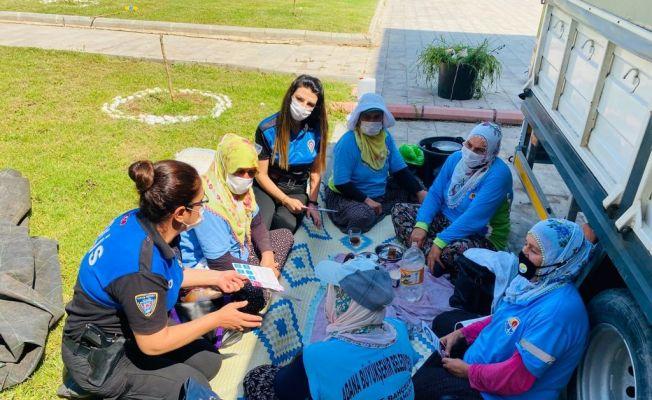 Toplum Destekli Polisten 'KADES' çıkarması