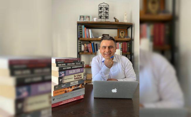 """Uluğtürkan'dan bir kurtuluş romanı daha: """"Kayıp Sancak"""""""